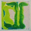 steendruk Ruud Venekamp - 26 x 20 cm